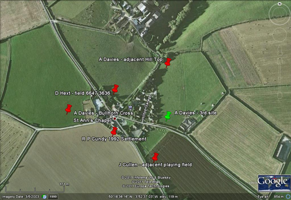 AFFORDABLE HOUSING – NOW 10 POTENTIAL SITES IN BIGBURY