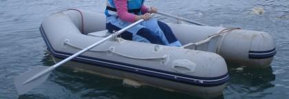 BOATWATCH: Stolen dinghy – Tidal Road