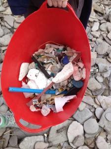 COCKLERIDGE BEACH CLEAN – A SUCCESS
