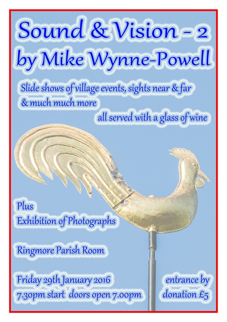SOUND & VISION by Mike Wynne Powell