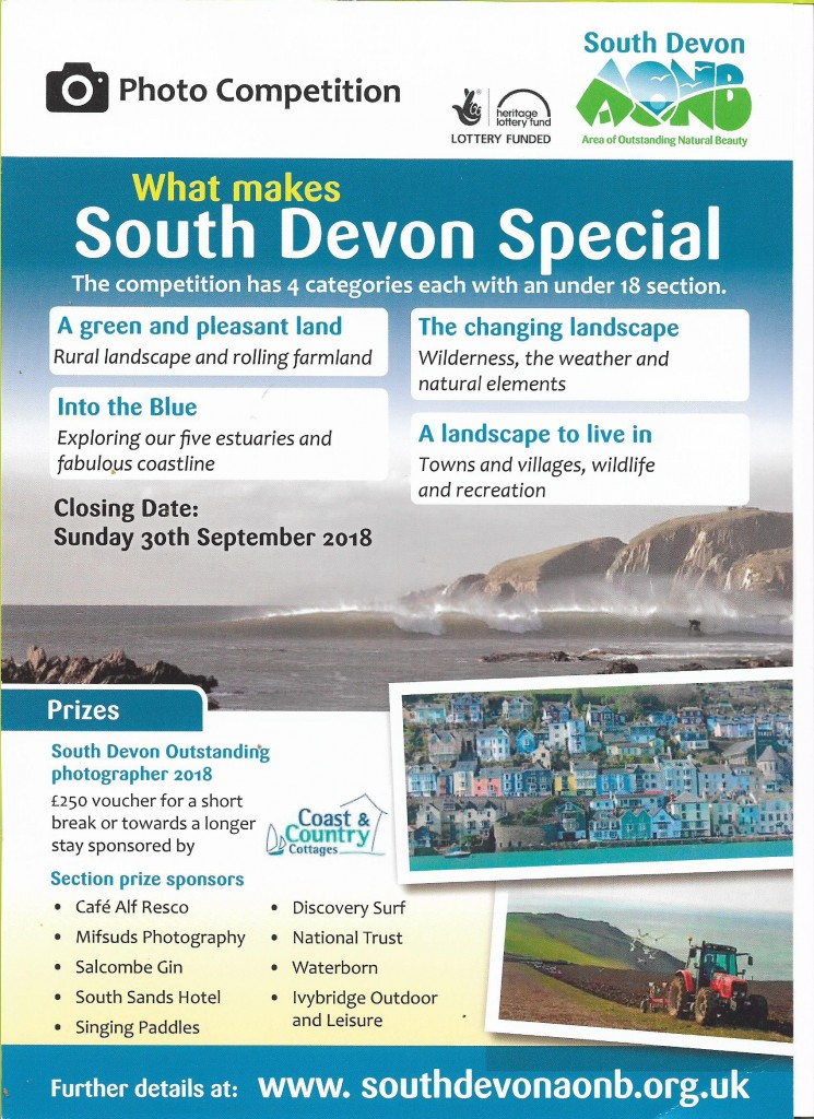 AONB's PHOTOGRAPHIC COMPETITION