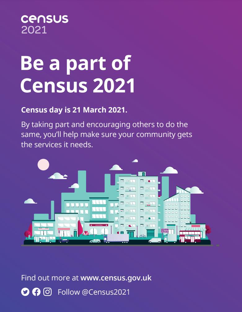 2021 CENSUS ALERT